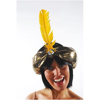 Hats  Golden turban