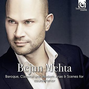 Bejun Mehta - Che Puro Ciel - Down door de Salley Gardens - Ombra [CD] USA import