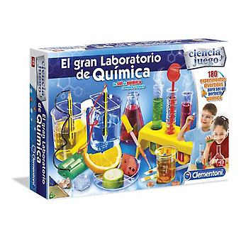 Clementoni Great chemistry lab (Toys , Educative And Creative , Science And Nature)