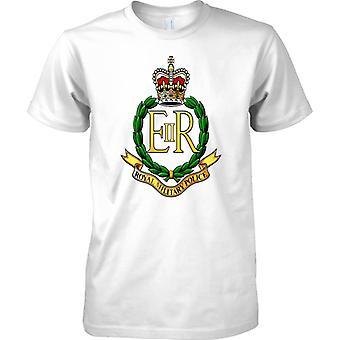 Licencia MOD - ejército británico real policía militar Insignia - niños T Shirt