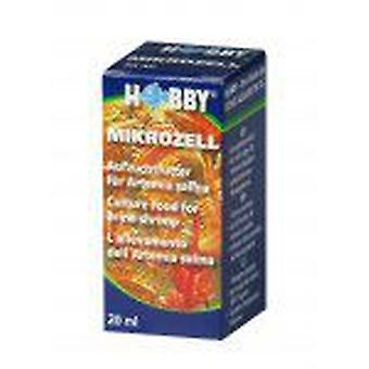 Hobby Food Artemia Microzel 20 Ml. (Fish , Food , Warm Water)