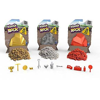 Bizak Kinetic Sand Rock 227Gr (Toys , Educative And Creative , Arts And Crafts , Dough)