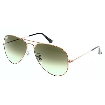Ray-Ban Aviator lunettes de soleil RB3025-9002A6-58