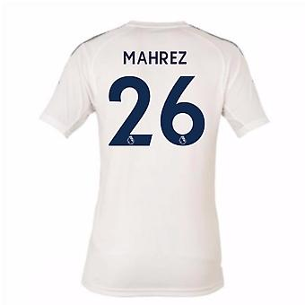 2017-18 Leicester City Third Shirt (Mahrez 26)