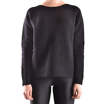 Twin set women's MCBI302136O black Wool Sweater