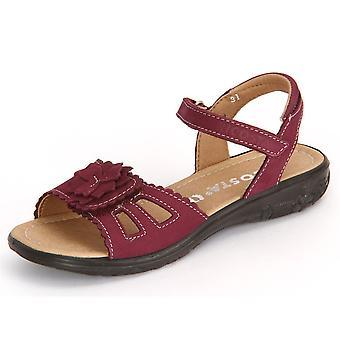 Ricosta Gundi Fuchsia Velour 6419300363 universal  kids shoes