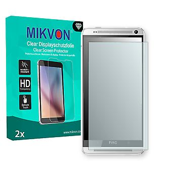 HTC One Max Screen Protector - Mikvon Clear (Retail Package with accessories)