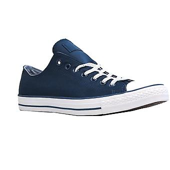 Converse Mens Shoe Chuck Taylor Ox Navy/Grey