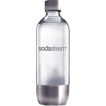 Sodastream PET-Flasche 1 Ll Stainless steel 1041191490