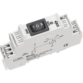 1 pc(s) WAGO 789-323 Nominal voltage: 24 Vdc Switching current (
