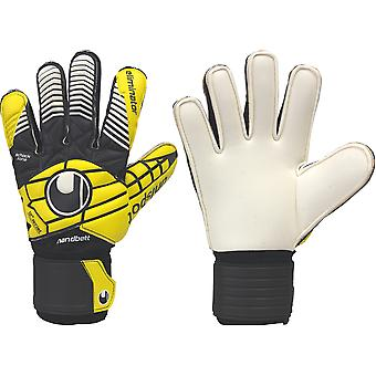 UHLSPORT ELIMINATOR Handbett SOFT Goalkeeper Gloves Size