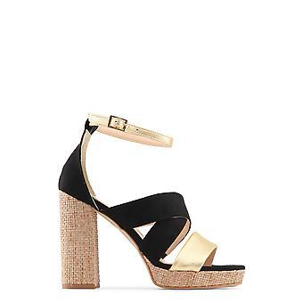 Made in Italia kobiety sandały czarne
