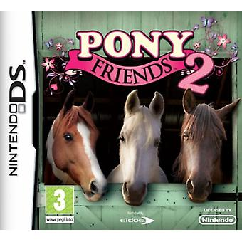 Pony Friends 2 (Nintendo DS) - Factory Sealed