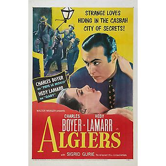 Algiers Movie Poster (11 x 17)