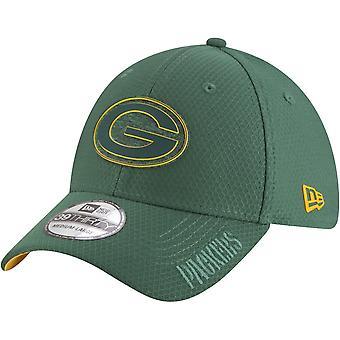 New era 39Thirty Cap - TRAINING Green Bay Packers