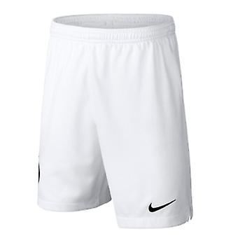 2018-2019 Inter Milan Nike Away Shorts (White)