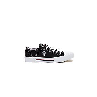Sneakers Black Rory Us Polo Woman