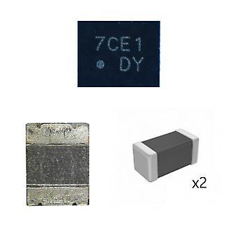 4 Piece Black Light Repair Kit - iPhone 6/6 Plus