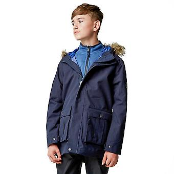 Jack Wolfskin Elk Island 3 in 1 Junior Parka Coat