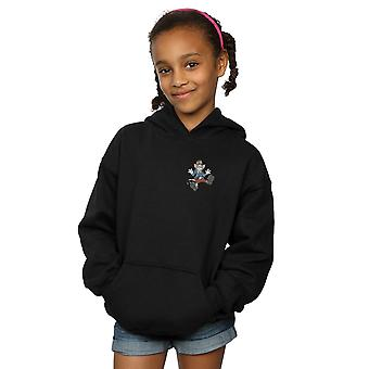 Tom And Jerry Girls Frankenstein Tom Hoodie