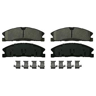 Wagner Brake ZD1611B Qs Ceramic Brake Pads