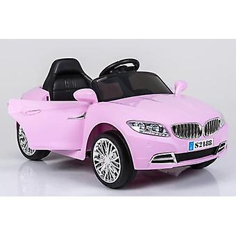 BMW Coupe Style Ride on Car 2x6V Pink