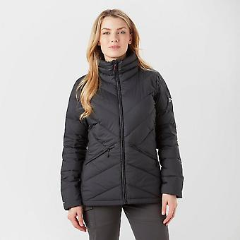 Nouveau Berghaus Women's Easdale Down Windproof Full Zip Jacket Black