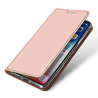 DUX DUCIS Pro Series fodral iPhone XR - RoseGold 92251fb2dc76e