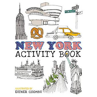 New York Activity Book by Esther Coombs - 9781908985705 Book