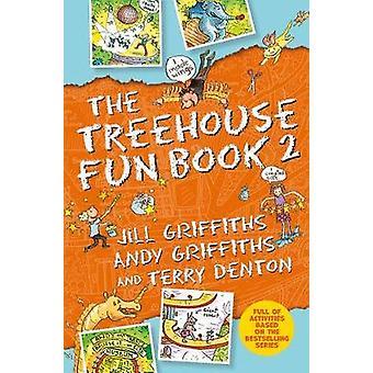 O livro de Treehouse diversão 2 pelo livro Treehouse divertido 2-9781509876501