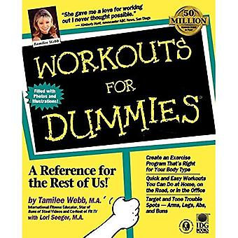 Workouts for Dummies (For Dummies (Computer/Tech))