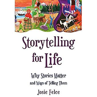 Storytelling for Life: Why Stories Matter and Ways of Telling Them
