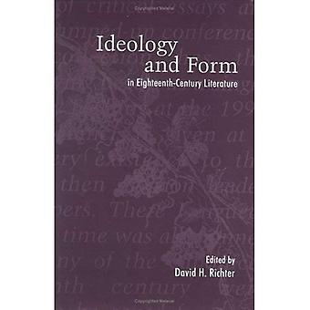Ideology and form in eighteenth-century literature