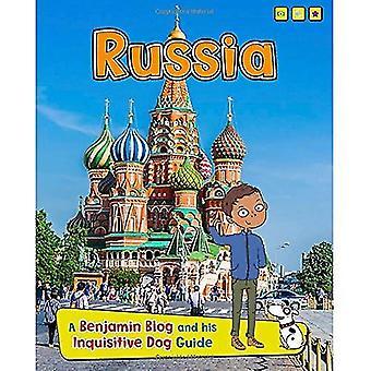 Russland: Ein Benjamin-Blog und seine neugierige Hundeführer (Länder-Guides, mit Benjamin Blog und seine neugierige...