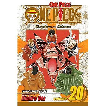 One Piece: v. 20 (One Piece (grafiska romaner))