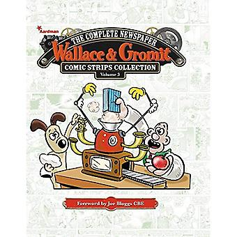 Wallace Gromit &: Journal complet bande dessinée Collection Vol. 3 (Wallace et Gromit)