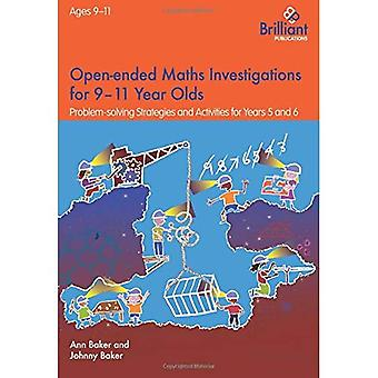 Open-ended Maths Investigations for 9-11 Year Olds