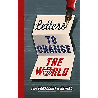 Briefe an die Welt zu verändern