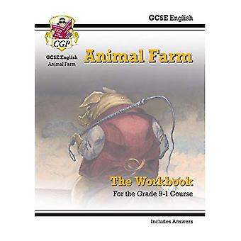 New Grade 9-1 GCSE English� - Animal Farm Workbook (includes Answers)