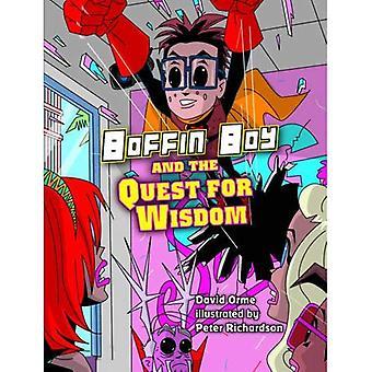 Boffin poika ja pyrkimys viisautta (Boffin poika)