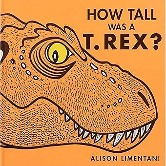 How Tall was a T-rex?