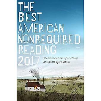 Le meilleur américain Nonrequired lu 2017 (meilleur américain)