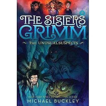 The Unusual Suspects (The Sisters Grimm #2): 10th Anniversary Edition (Sisters� Grimm, The)
