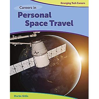 Careers in Personal Space Travel (Bright Futures Press: Emerging Tech Careers)