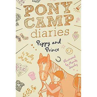 Poppy and Prince (Pony Camp Diaries)