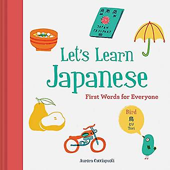 Let's Learn Japanese: First� Words for Everyone