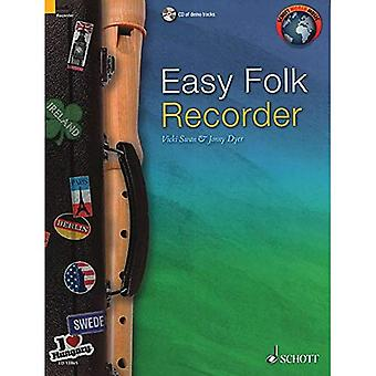 Easy Folk Recorder - Schott World Music