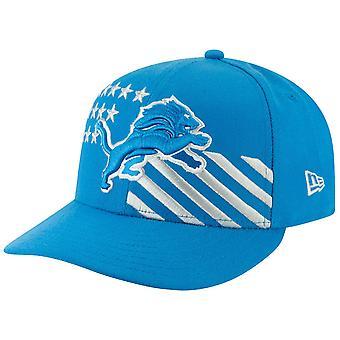 New era 59Fifty Cap - NFL DRAFT on stage Detroit Lions LP