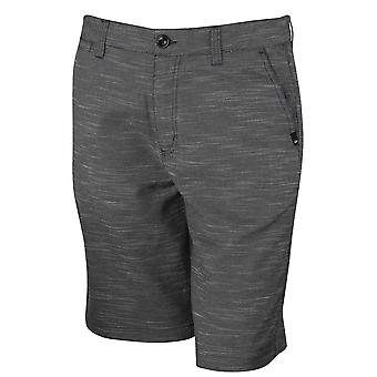 Quiksilver Mens Rock dançarina Chino Shorts - carvão