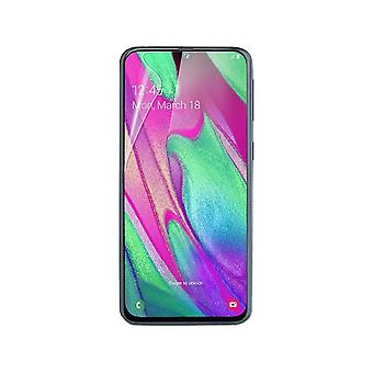 Celicious Vivid Flex Invisible Glossy 3D Screen Protector Film Compatible with Samsung Galaxy A40 (2019) [Pack of 3]